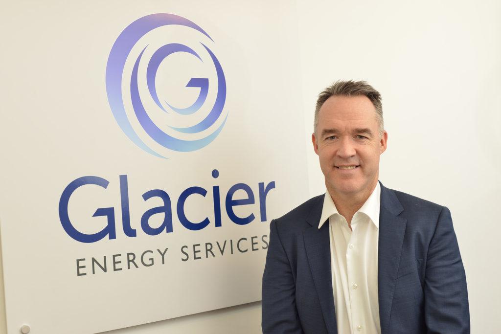 Glacier executive chairman Scott Martin