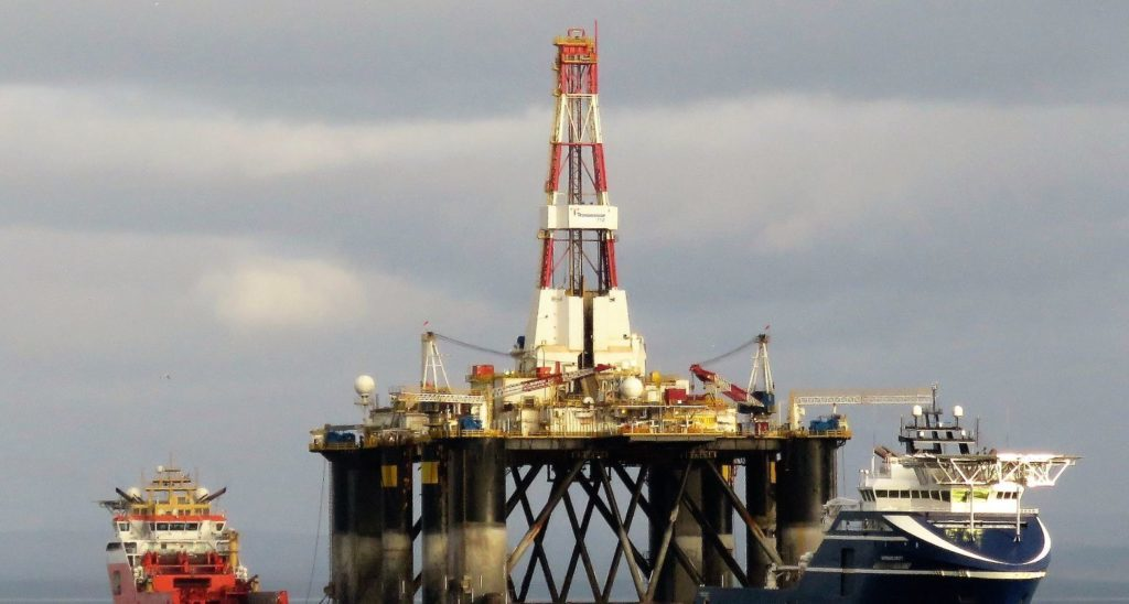 A file photo of Transocean 712