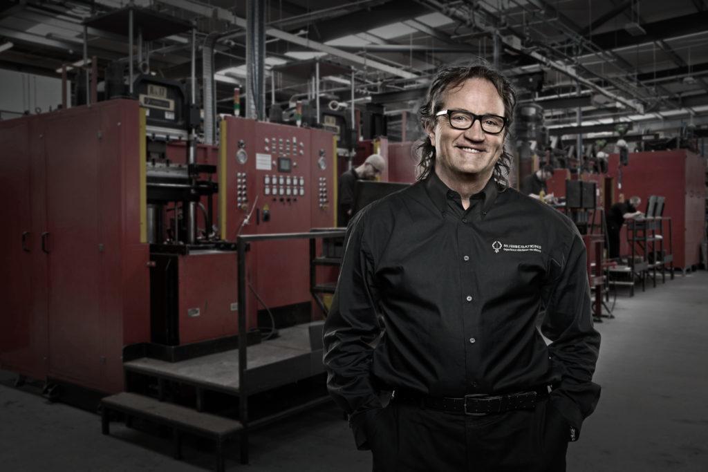 Rubberatkins managing director Nick Atkins