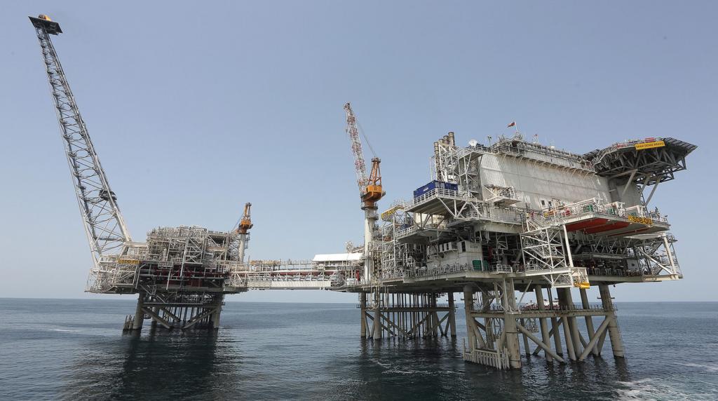 Shah Deniz Bravo platform