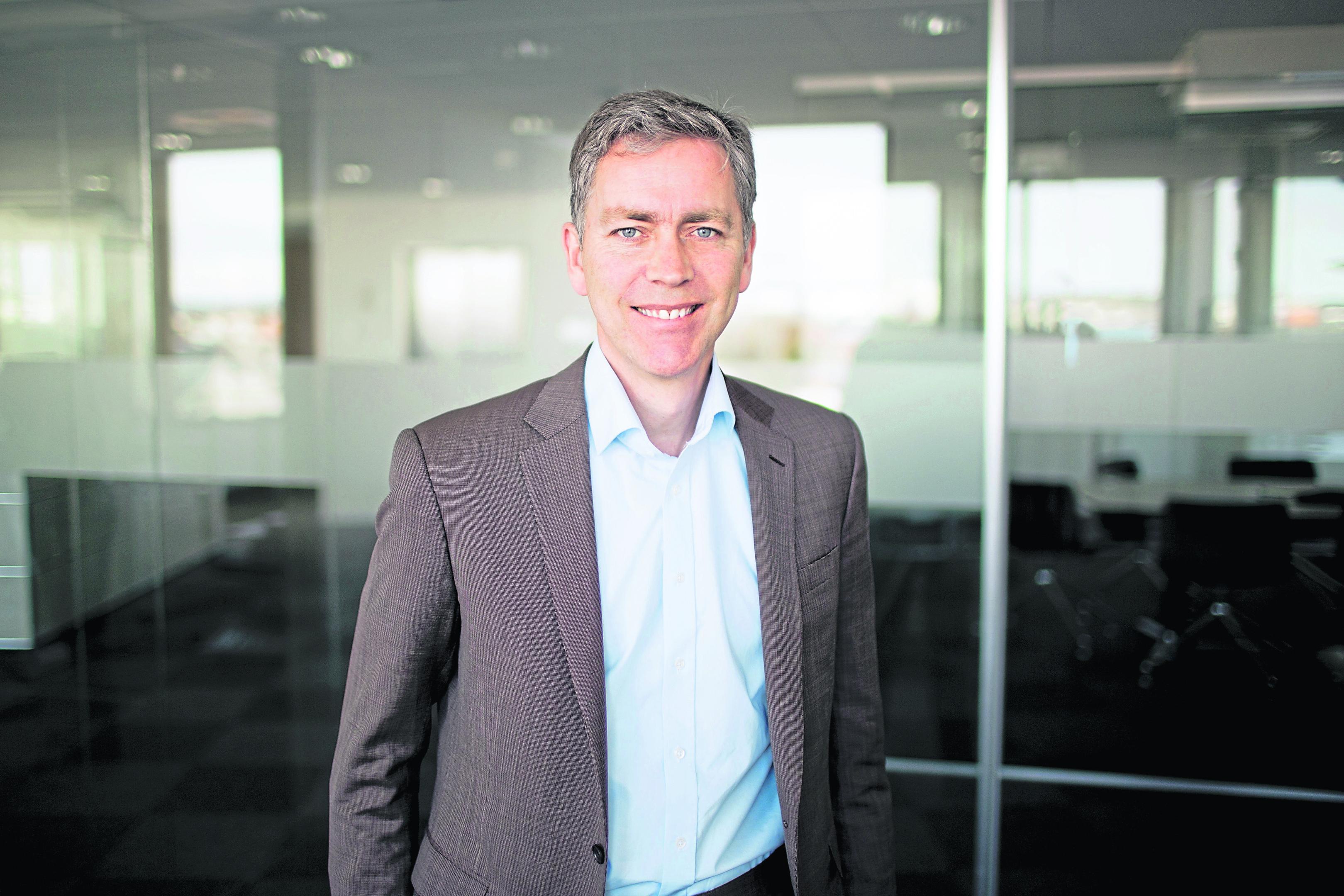 Helge Tveit is managing partner at EV Private Equity
