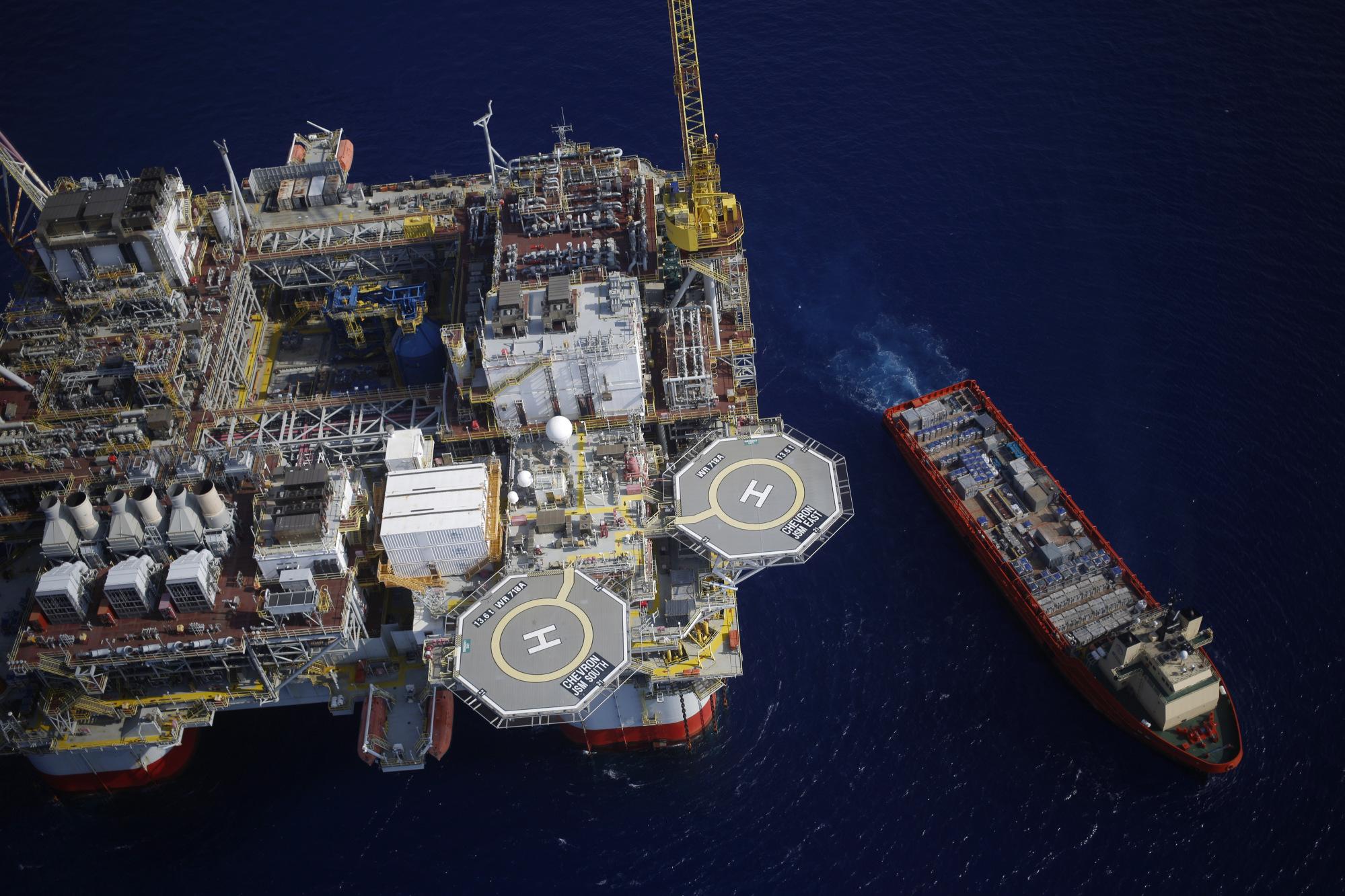 Chevron net zero