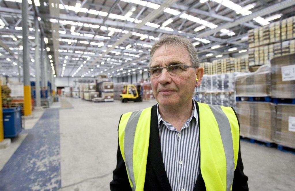 Former UK energy minister Brian Wilson