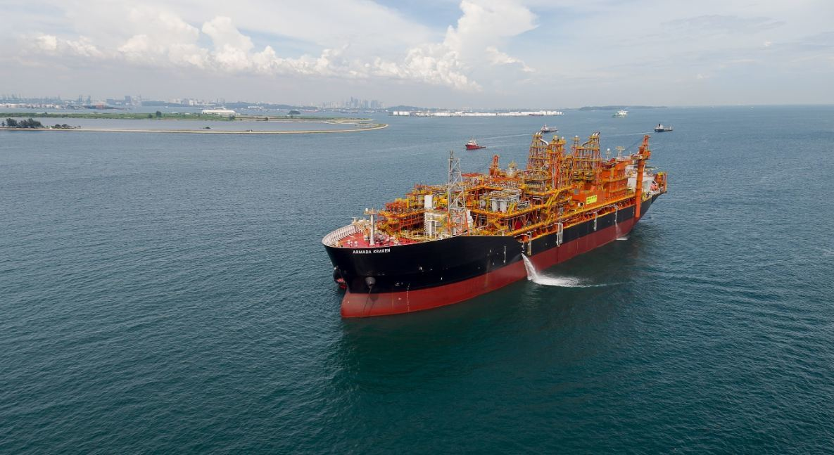 The Armada Kraken FPSO