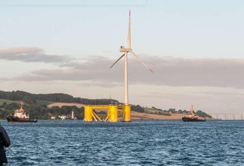 Aberdeen green hydrogen