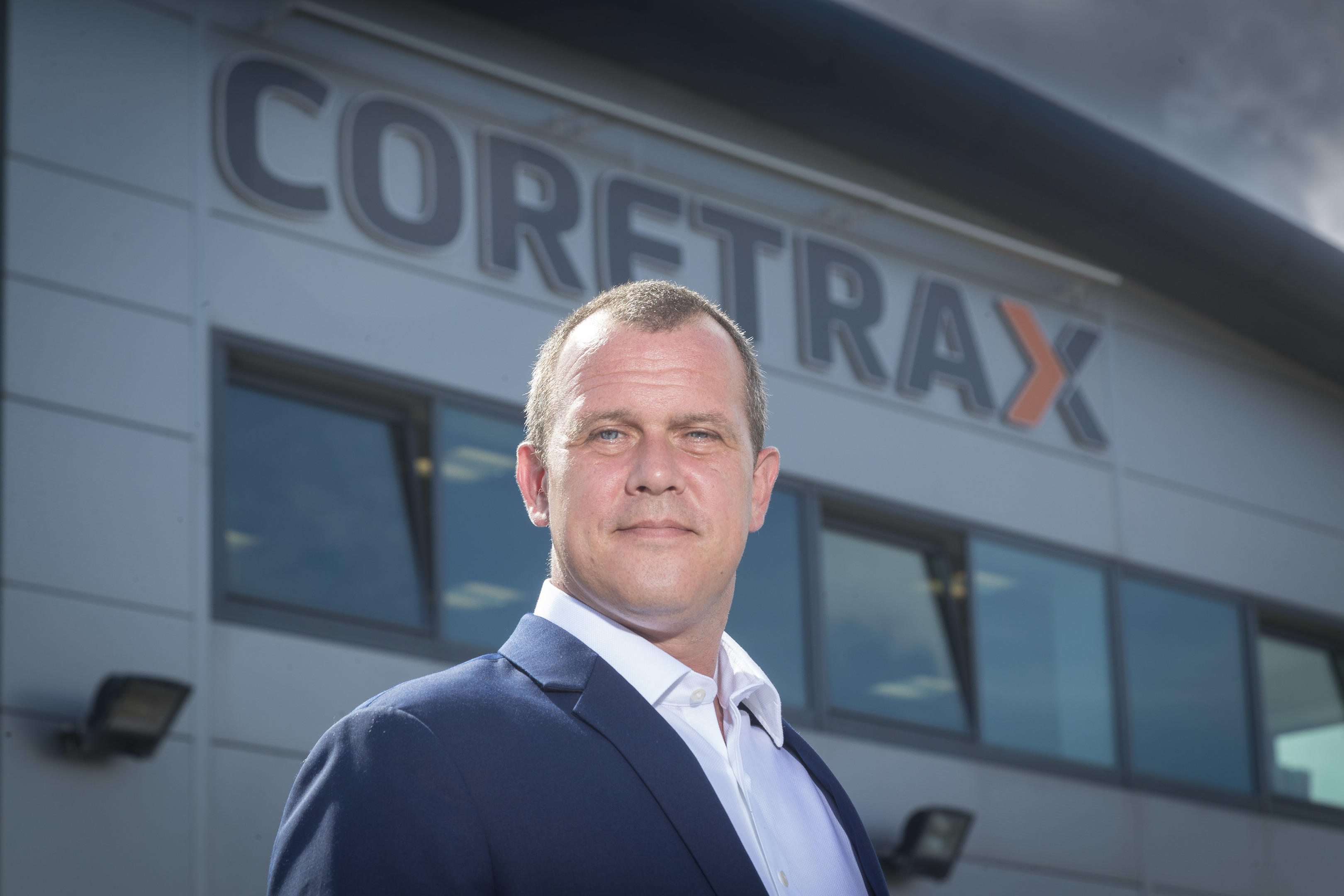 Coretrax boss Kenny Murray