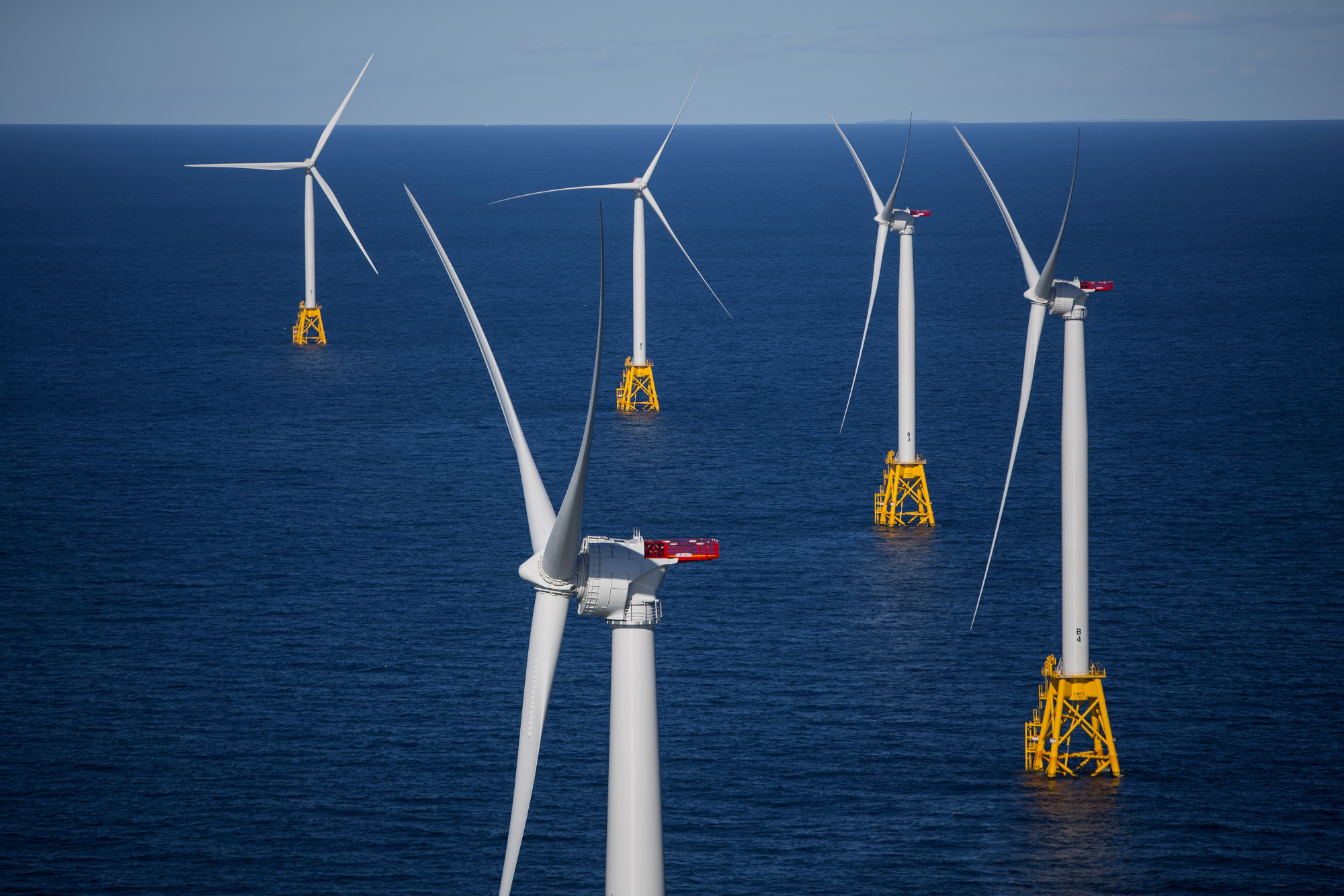MHI-Vestas. Photographer: Eric Thayer/Bloomberg