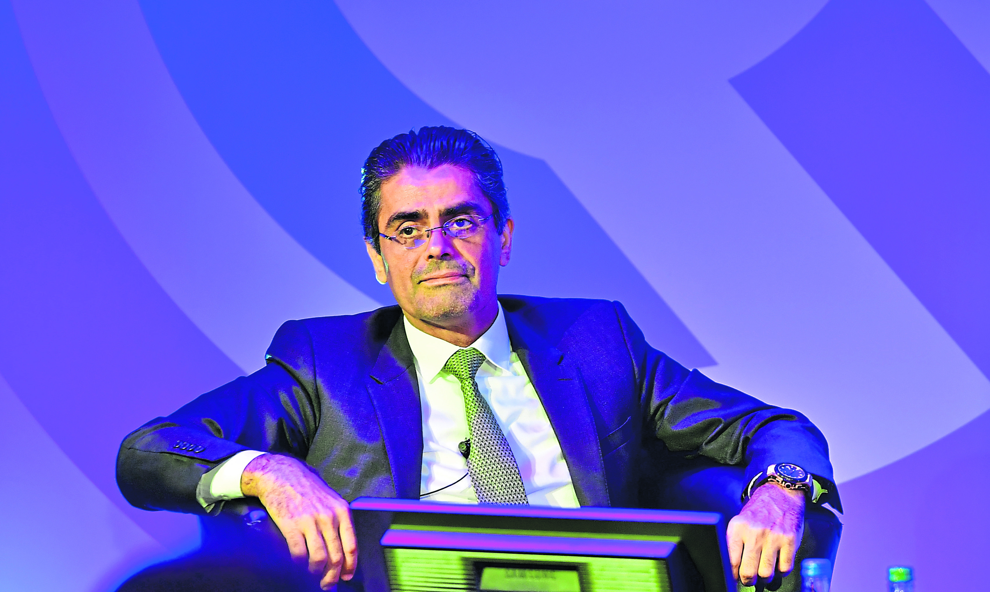 EnQuest chief executive Amjad Bseisu