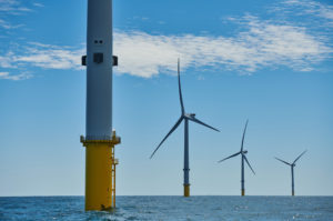 Plans unveiled for England's first floating wind farm at EDF Renewables' Blyth site