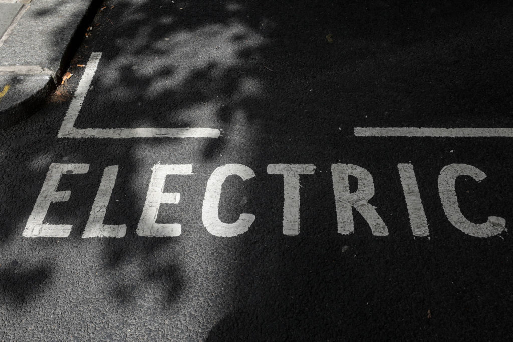 Electric cars are on the rise.