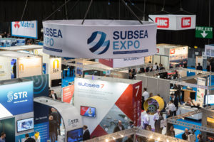 More than 6,500 people visited Subsea Expo this week