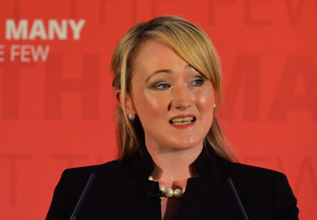 Shadow Business Secretary Rebecca Long-Bailey - Anna Gowthorpe/PA Wire