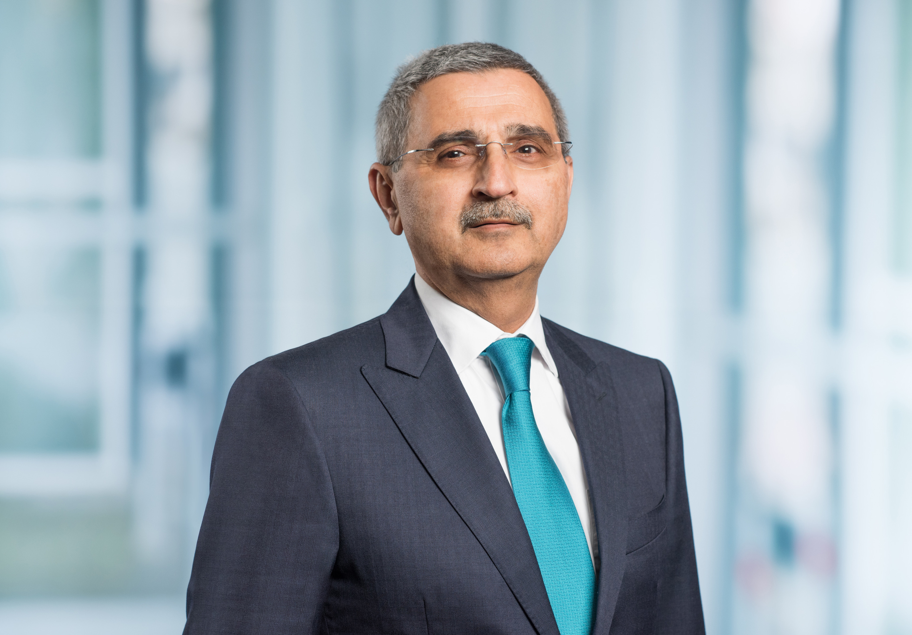 Bazmi Husain is Chief Technology Officer of the ABB Group.