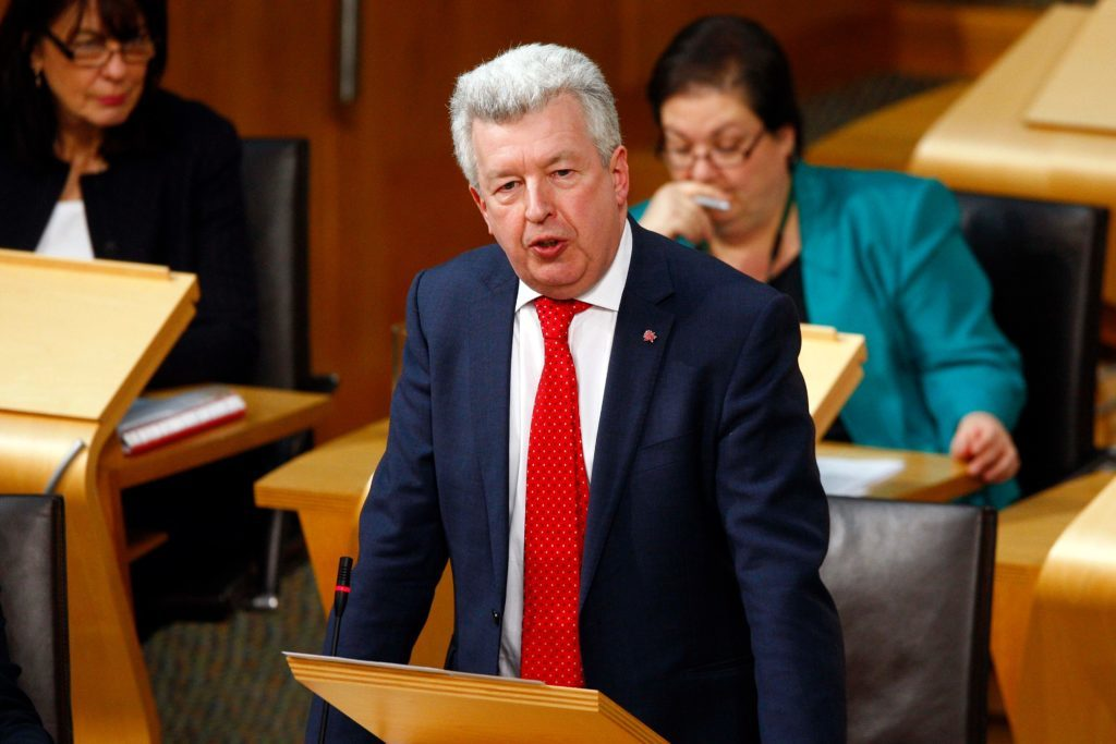 Lewis Macdonald MSP, Scottish Labour. Debate on the Scottish Government's Just Transition Commission (JTC) to a low carbon economy.