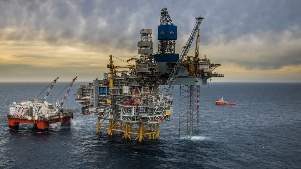Equinor's Mariner project
