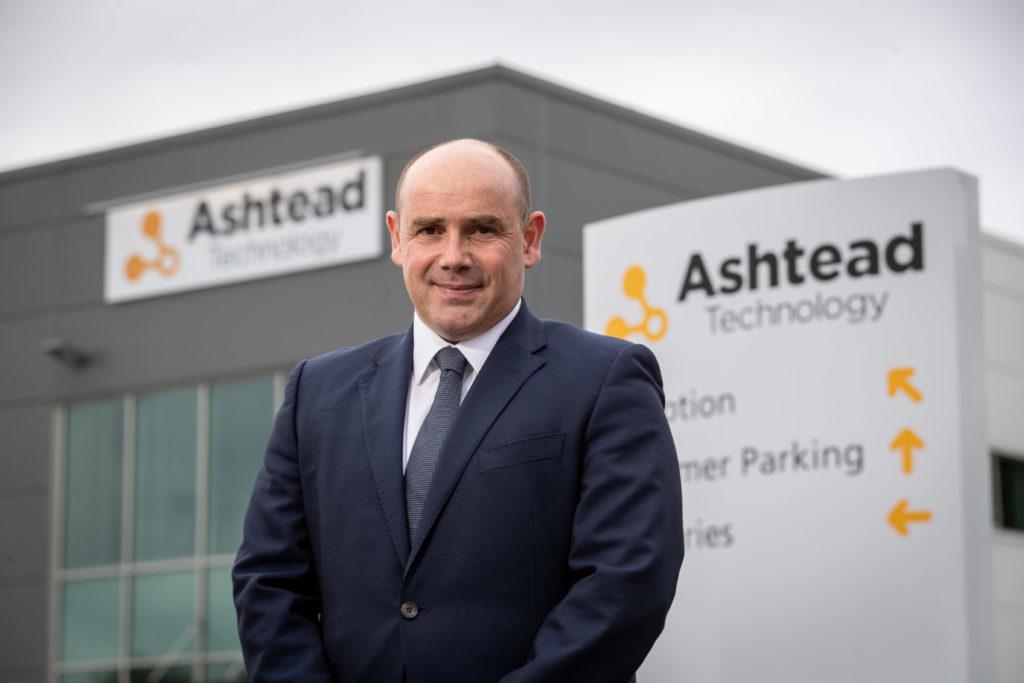 Stephen Steel, new director at Ashtead Technologies.