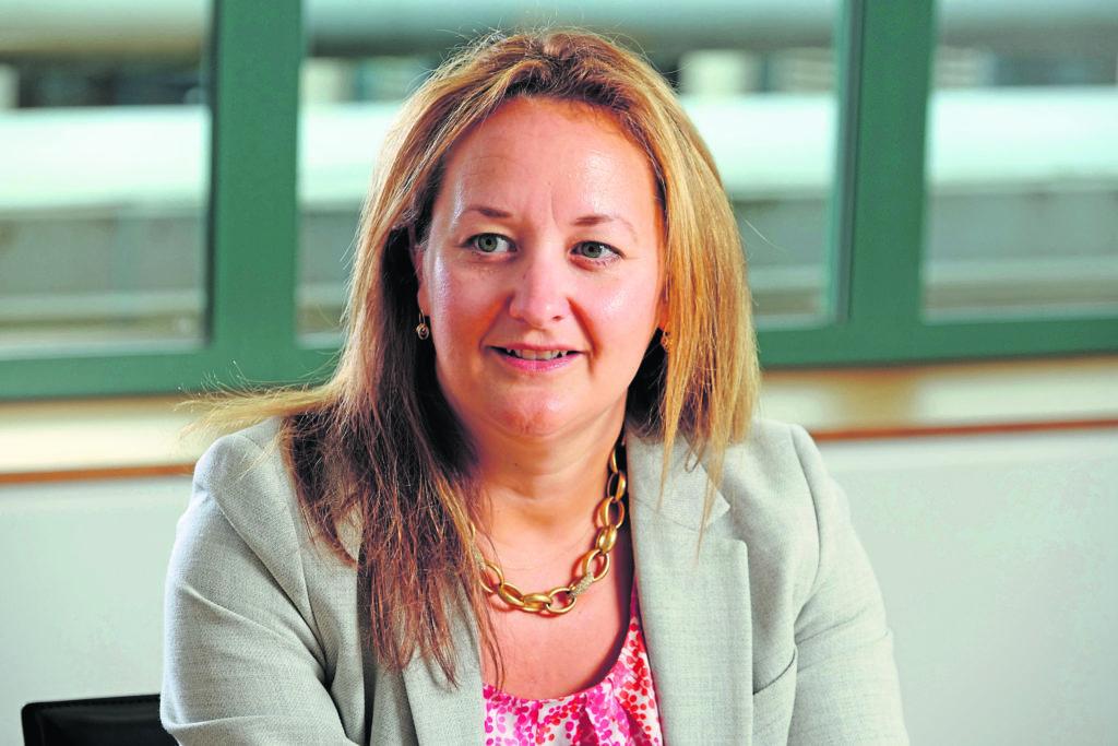 Fiona Buchanan, head of banking and finance, at Scottish law firm Shepherd Wedderburn