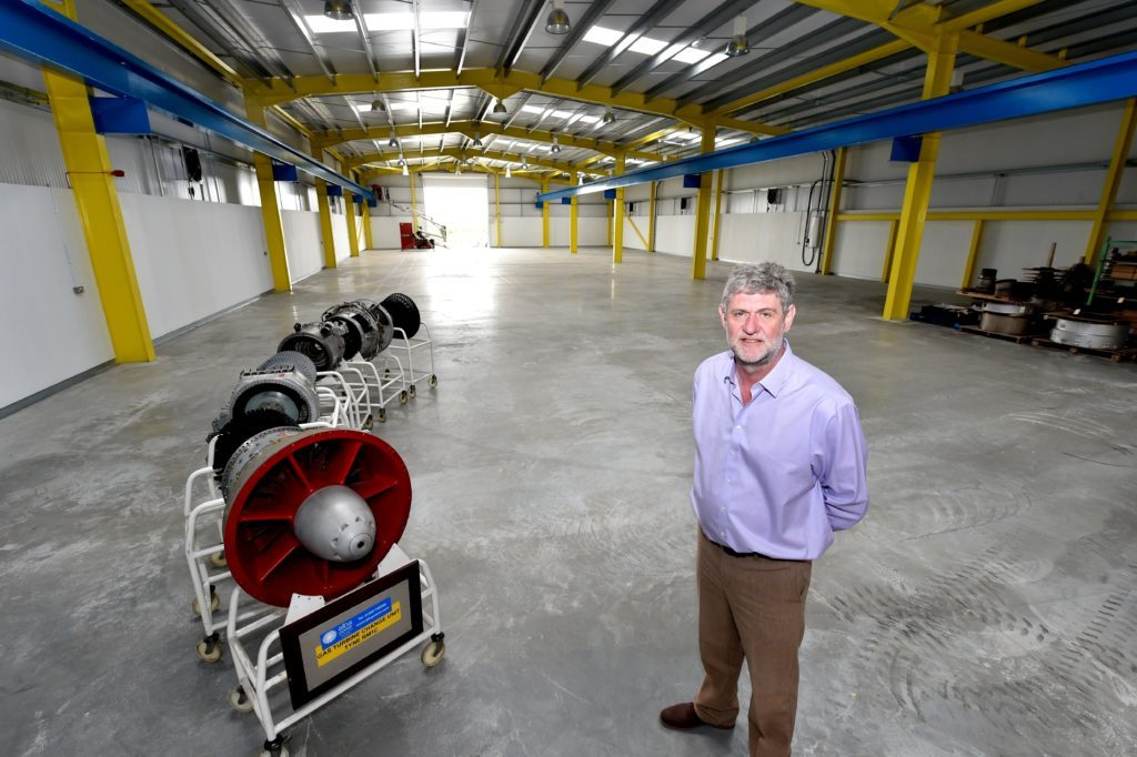 Neil McKenzie, general manager and director at Alba Power.
