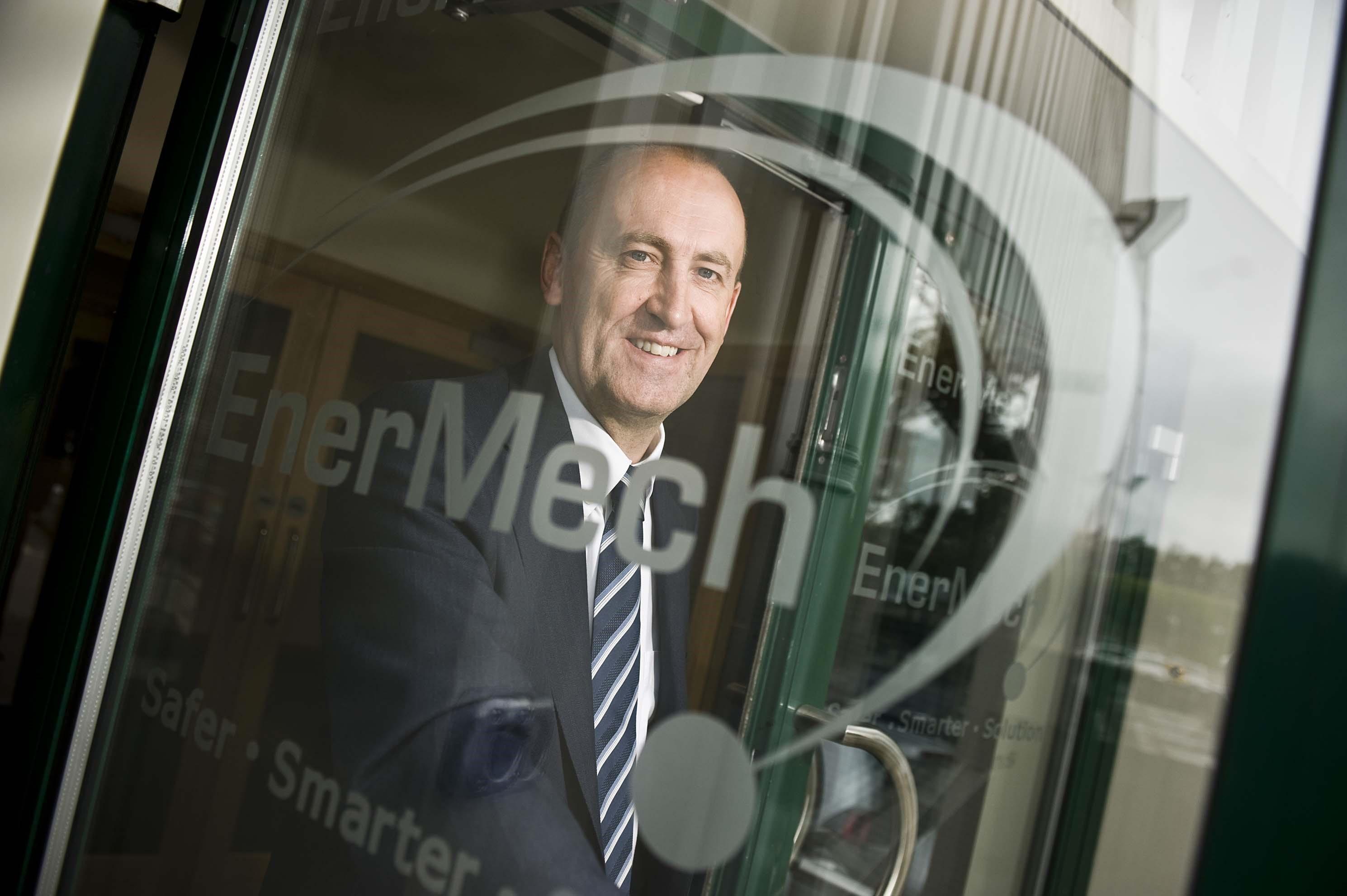 Doug Duguid CEO EnerMech Ltd.