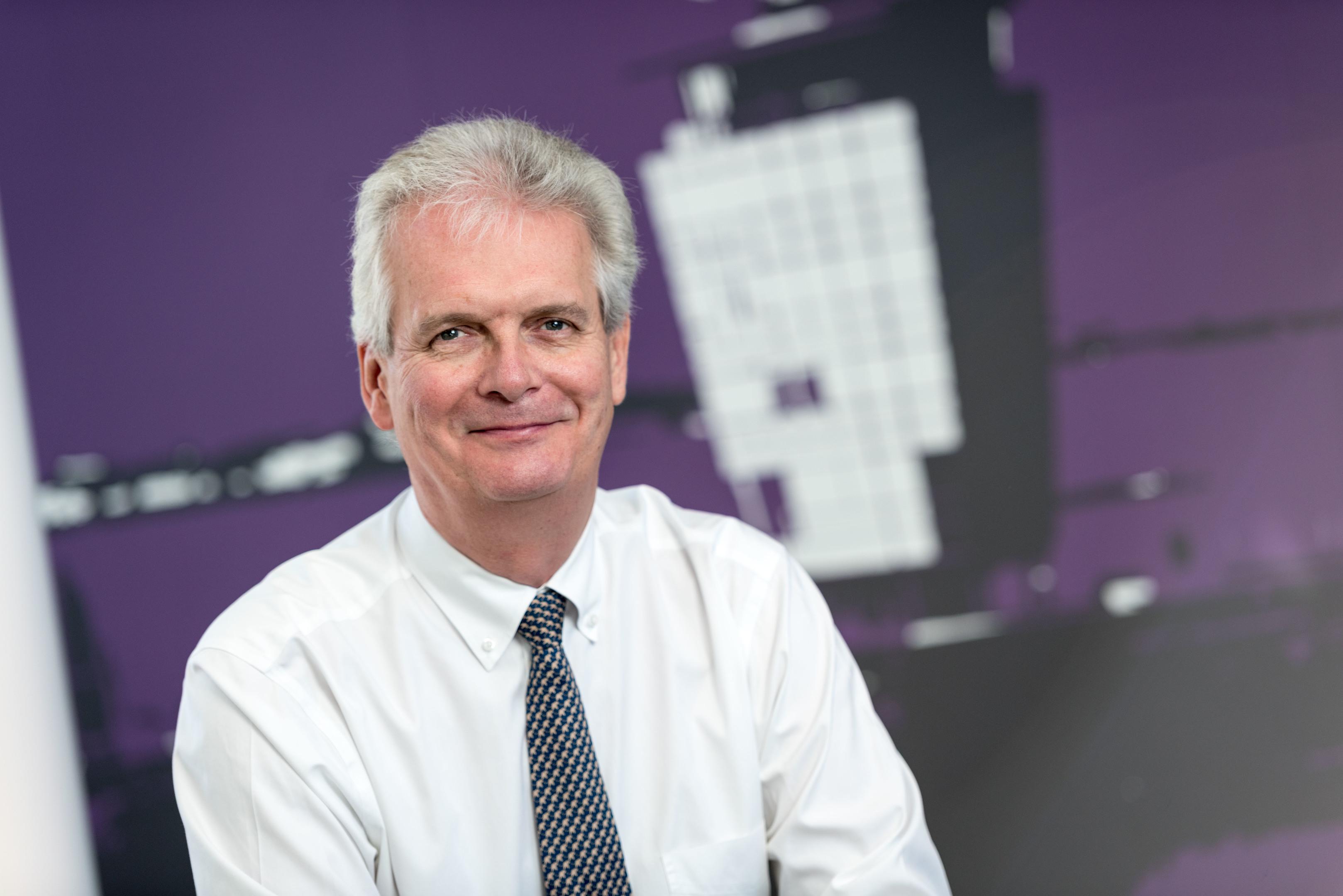 OGIC CEO Ian Phillips