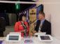 Mariesha Jaffray at last year's Share Fair event