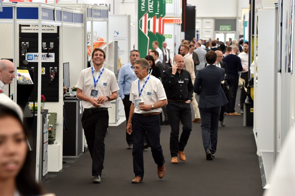 Offshore Europe 2019 will take place in September.