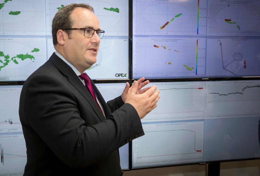 Scottish Energy Minister Paul Wheelhouse