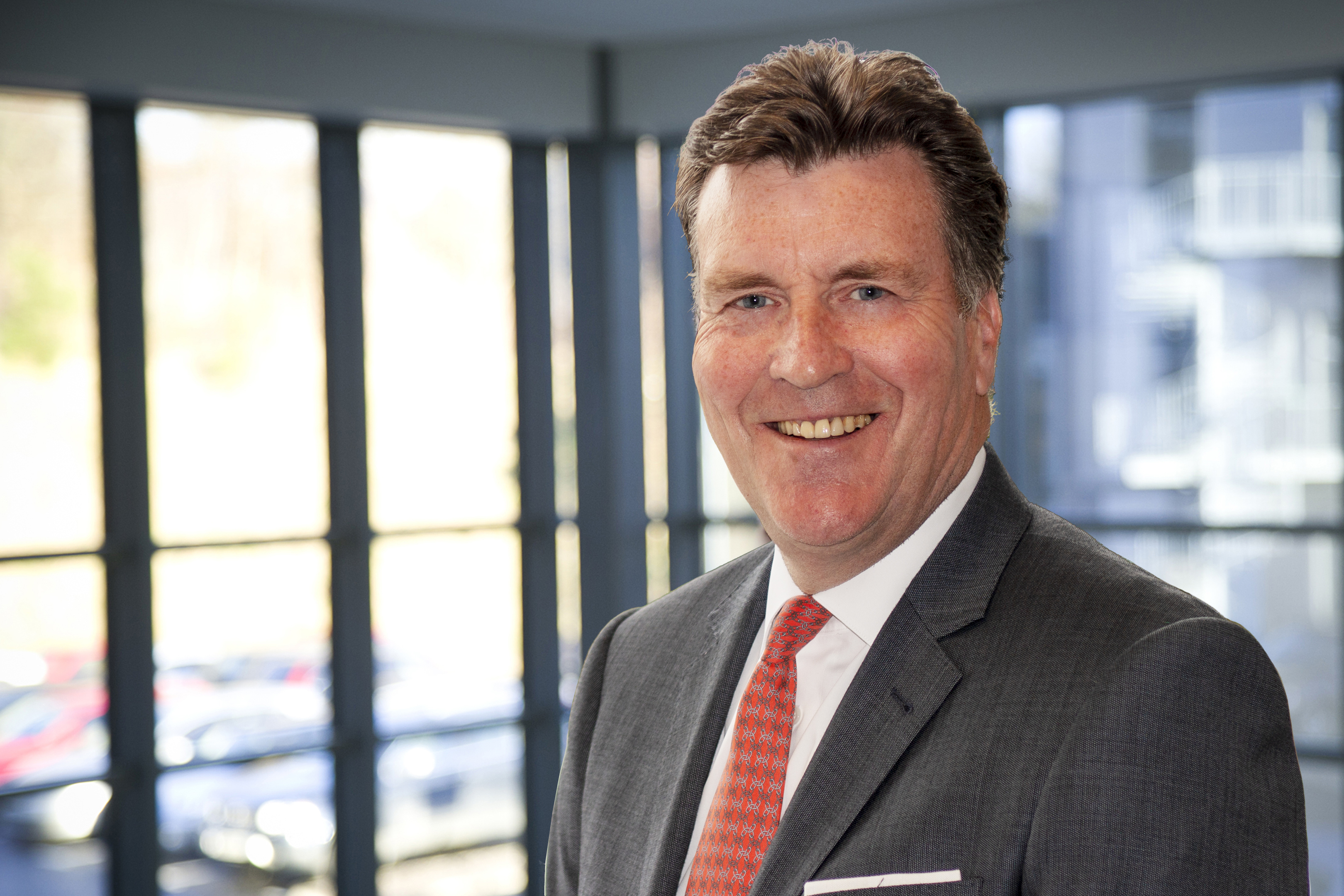 David Currie took over as CEO of Proserv in May