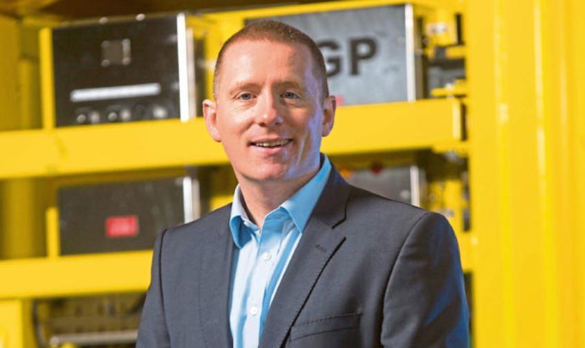 RMEC Limited managing director Bryan Fagan.