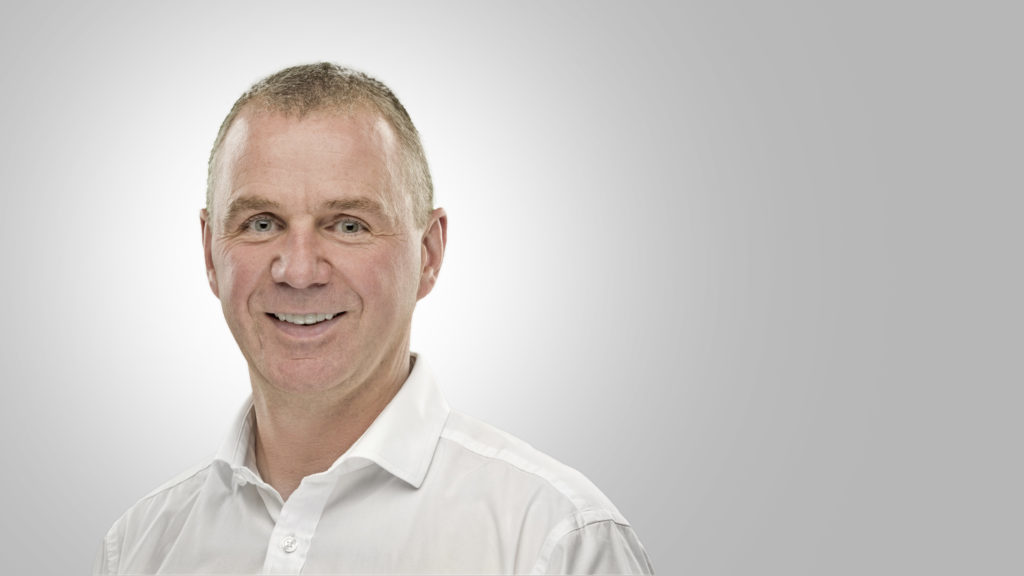 Russell Stevenson is leading the creation of the two new centres