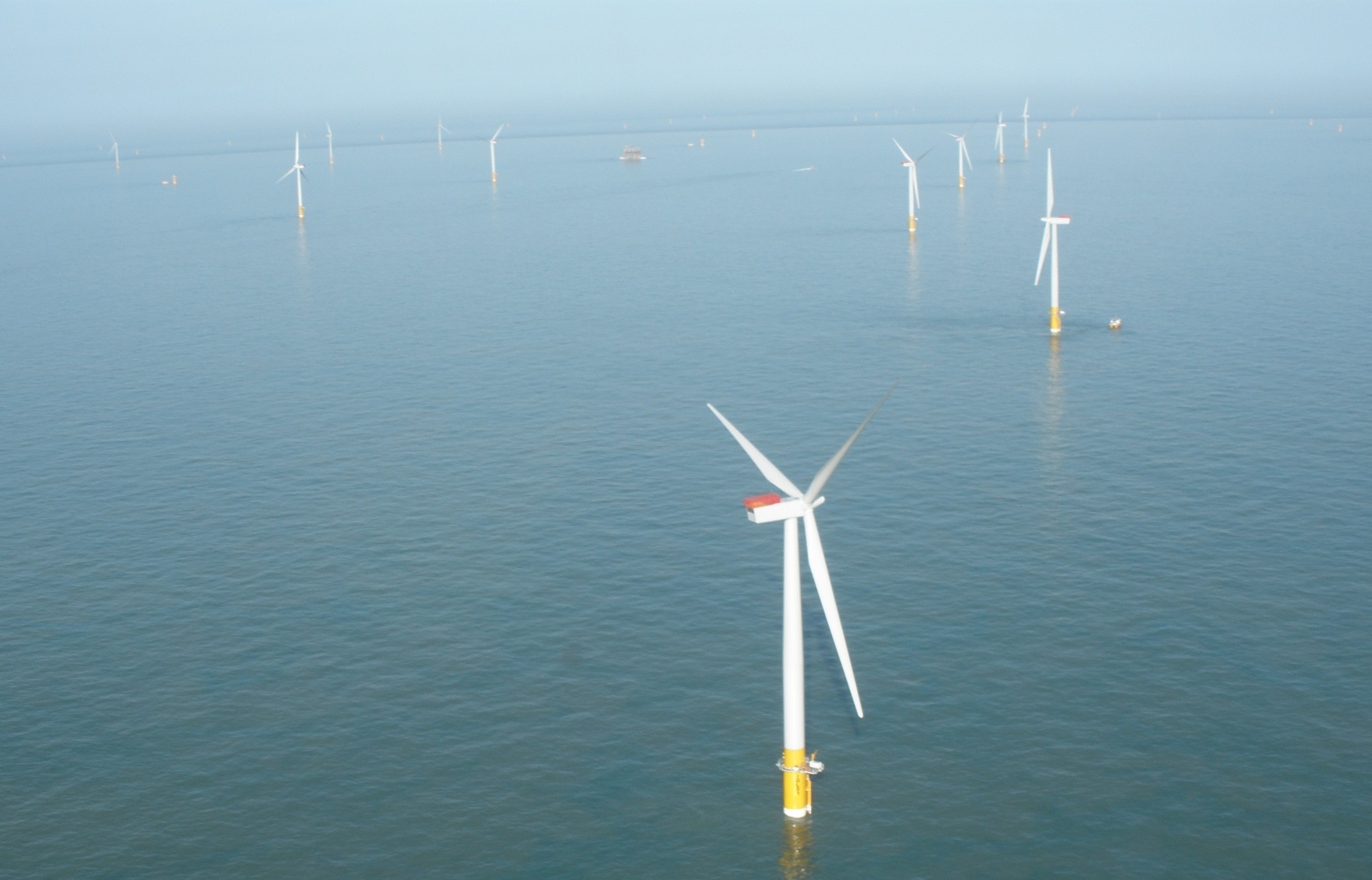 Seagreen will be Scotland's largest wind farm once complete and generate enough electricity to power 1 million homes