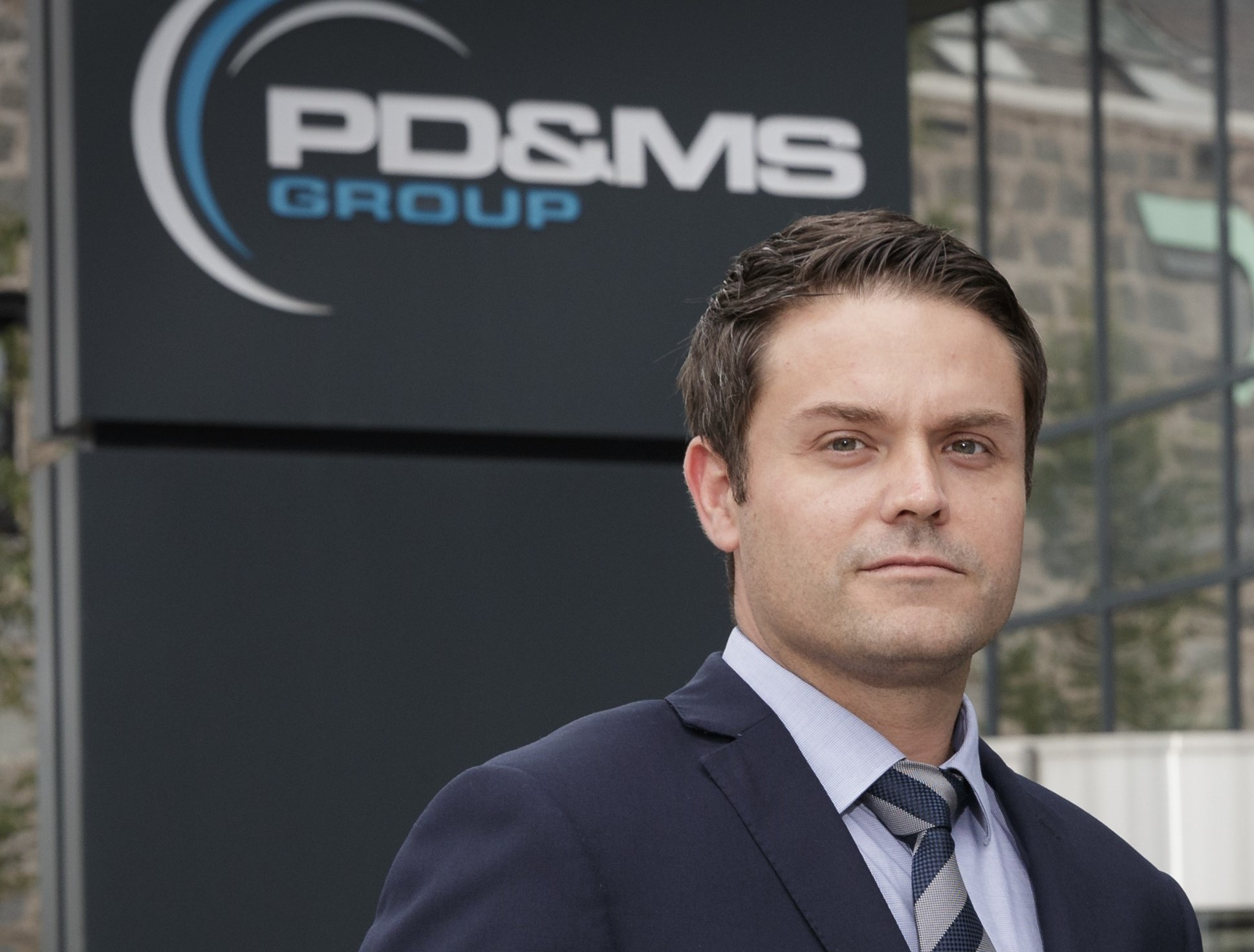Simon Rio, PD&MS Group chief executive.