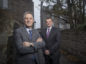 Pic caption: Scott Kerr, CEO of Mintra Group and Gareth Gilbert, UK Managing Director, Mintra Group.