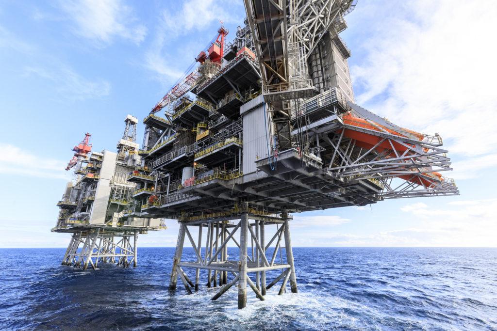 Shetland oil