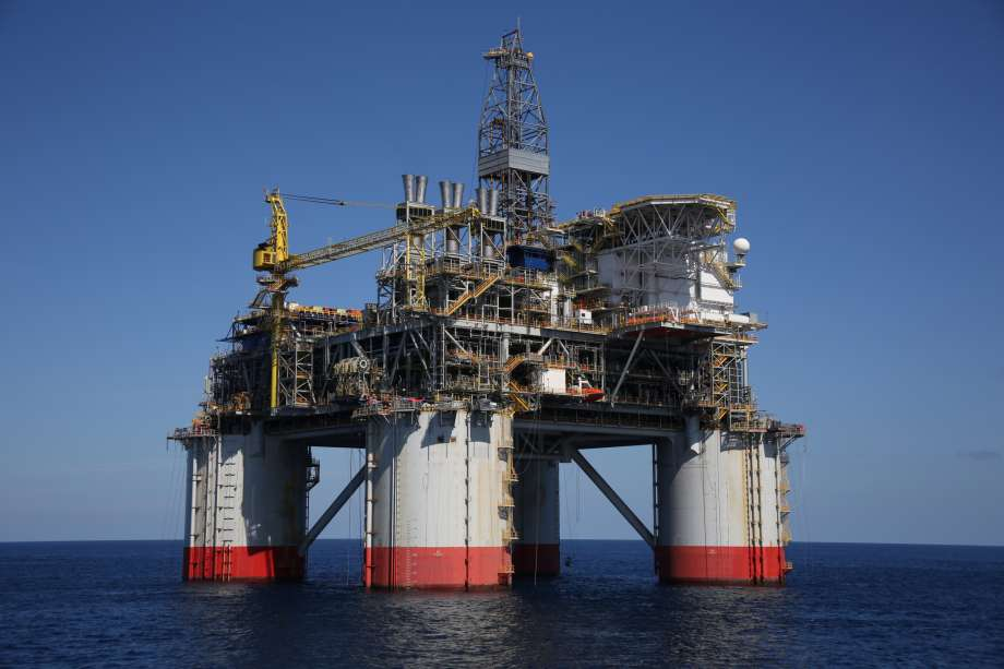 Chevron's Big Foot deepwater project in the Gulf of Mexico achieved first oil last year.