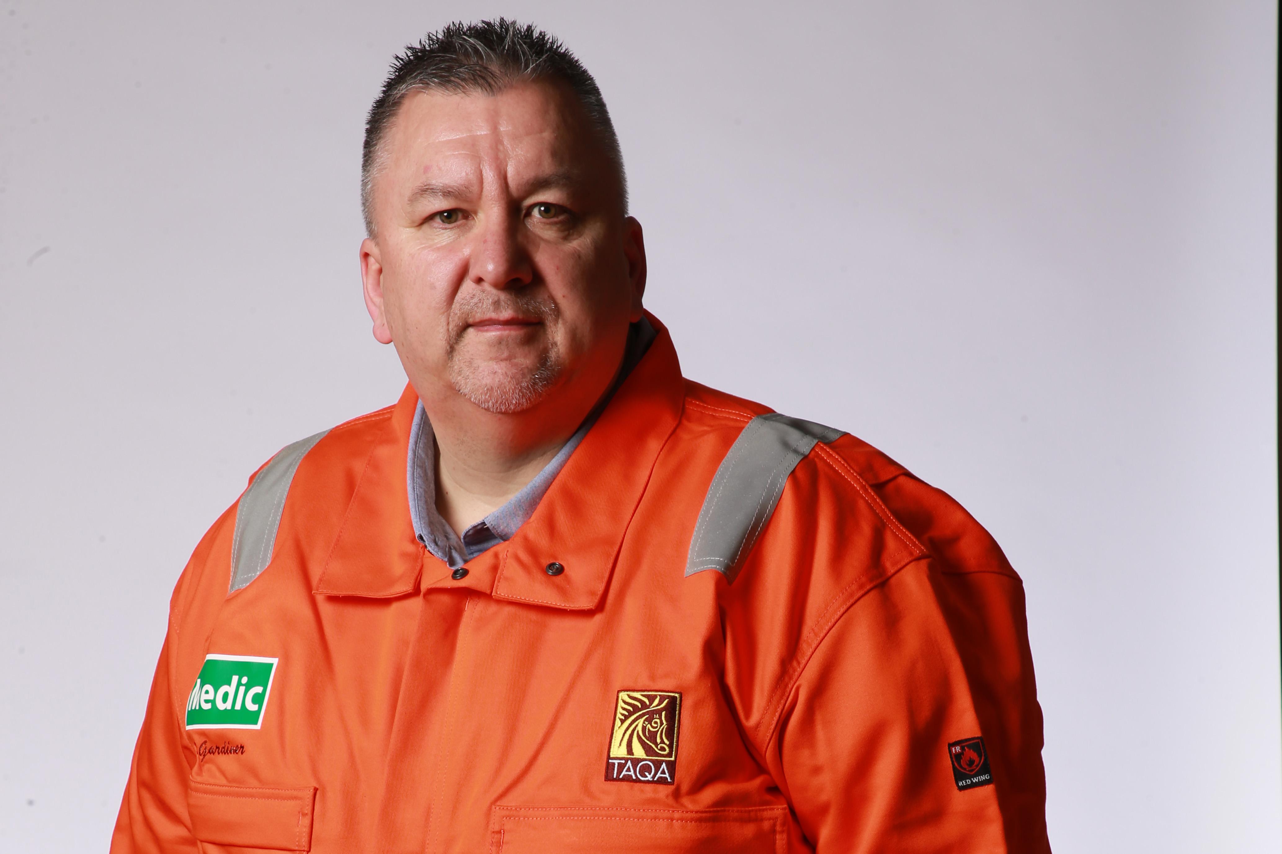 Bob Gardiner. Picture by Stewart Attwood.