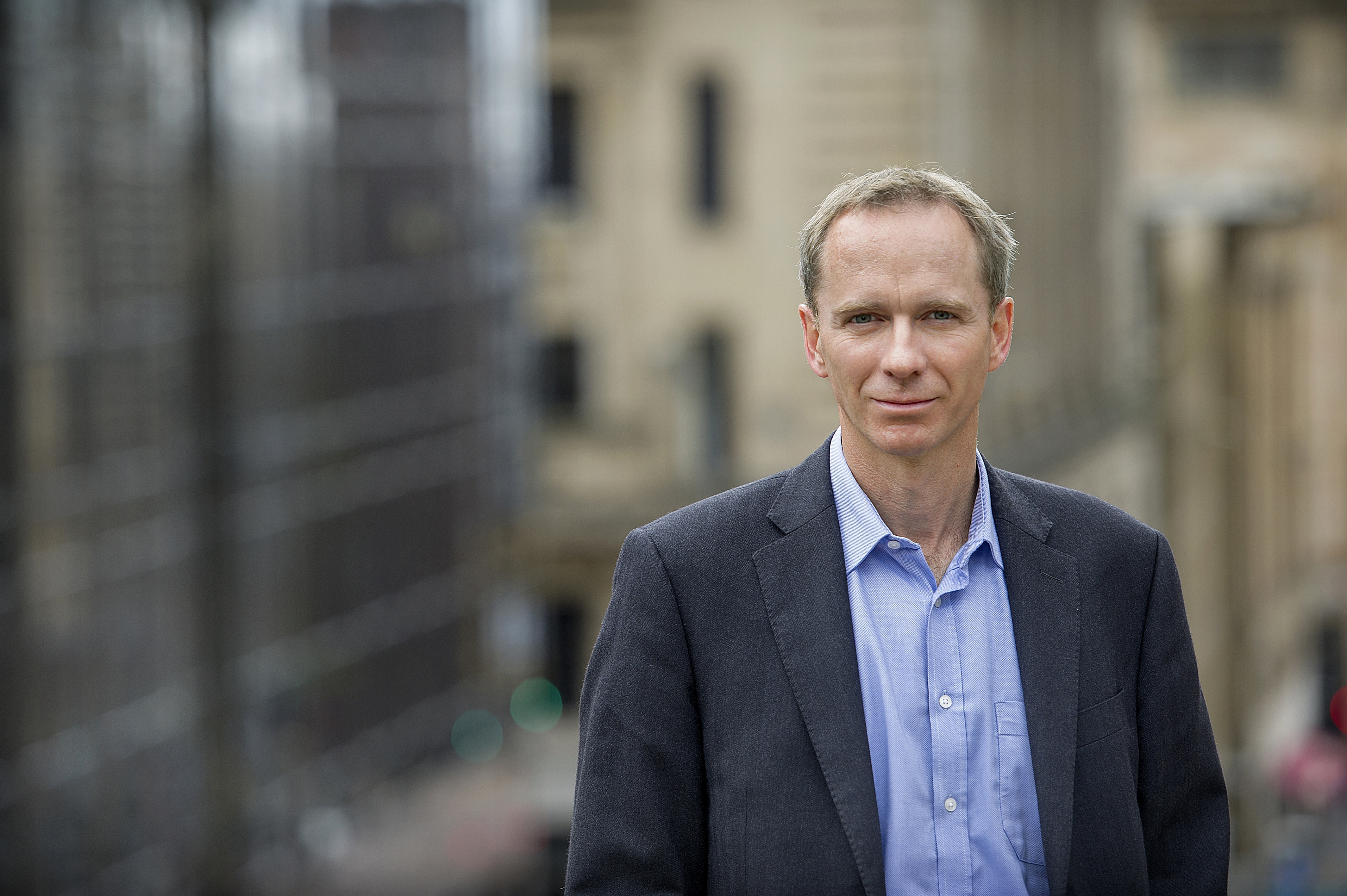Gary LaSueur, Scottish Equity Partners
