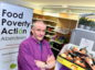 Dave Simmers, chief executive of the CFINE charity and social enterprise