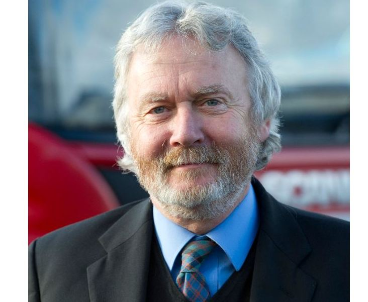 Michael Foxley is a former leader of Highland Council and a retired GP