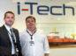 I-Tech a Subsea 7 company - Nick Stewart, strategy and technology director (left) and Hugh Ferguson strategy director.