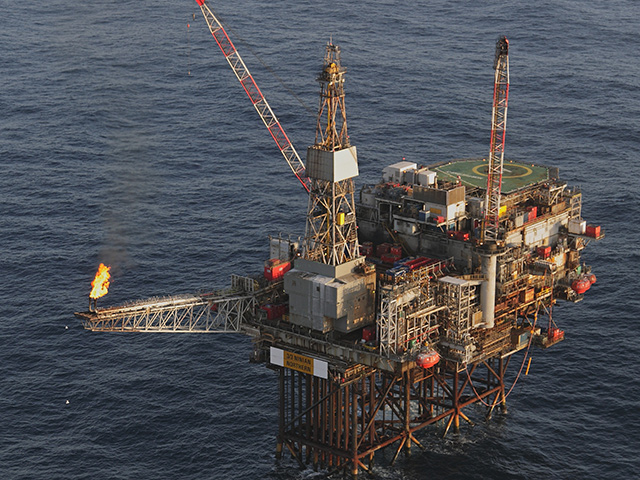 The UK oil and gas sector is predominantly an offshore sector with around 470 installations located in the UK North Sea