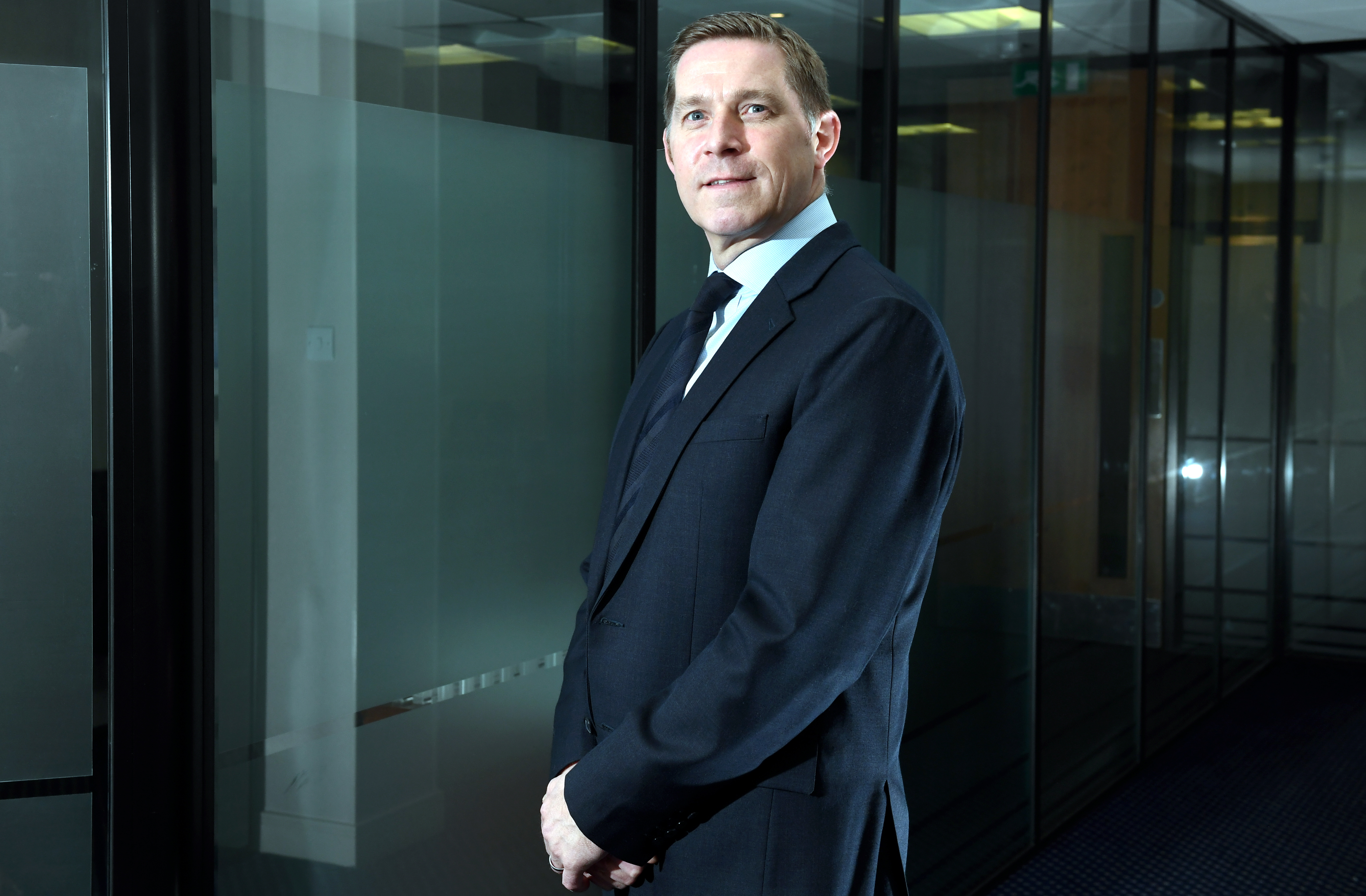 Three60 Energy CEO Walter Thain.