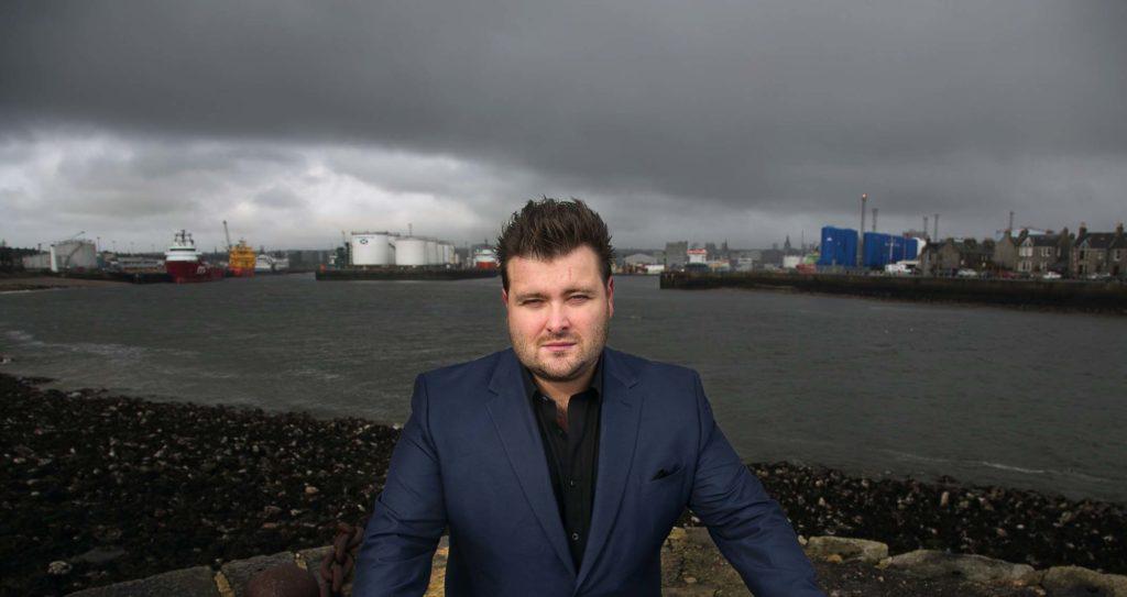 Ben Moore, managing director of Attollo Offshore