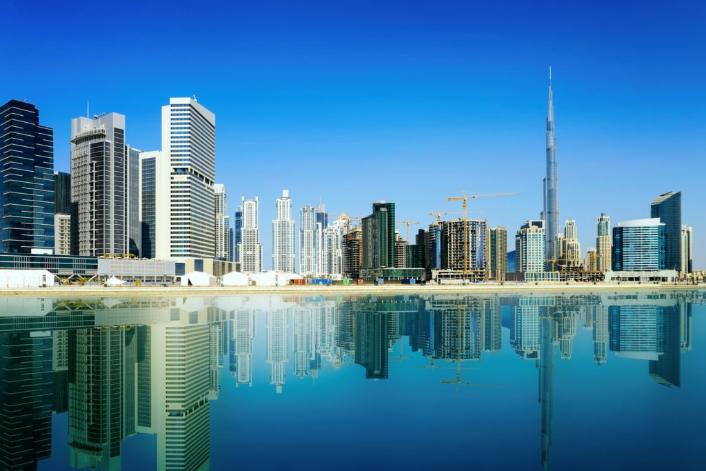 Dubai: the Middle Eastern city will host Gastech 2021 instead of Singapore