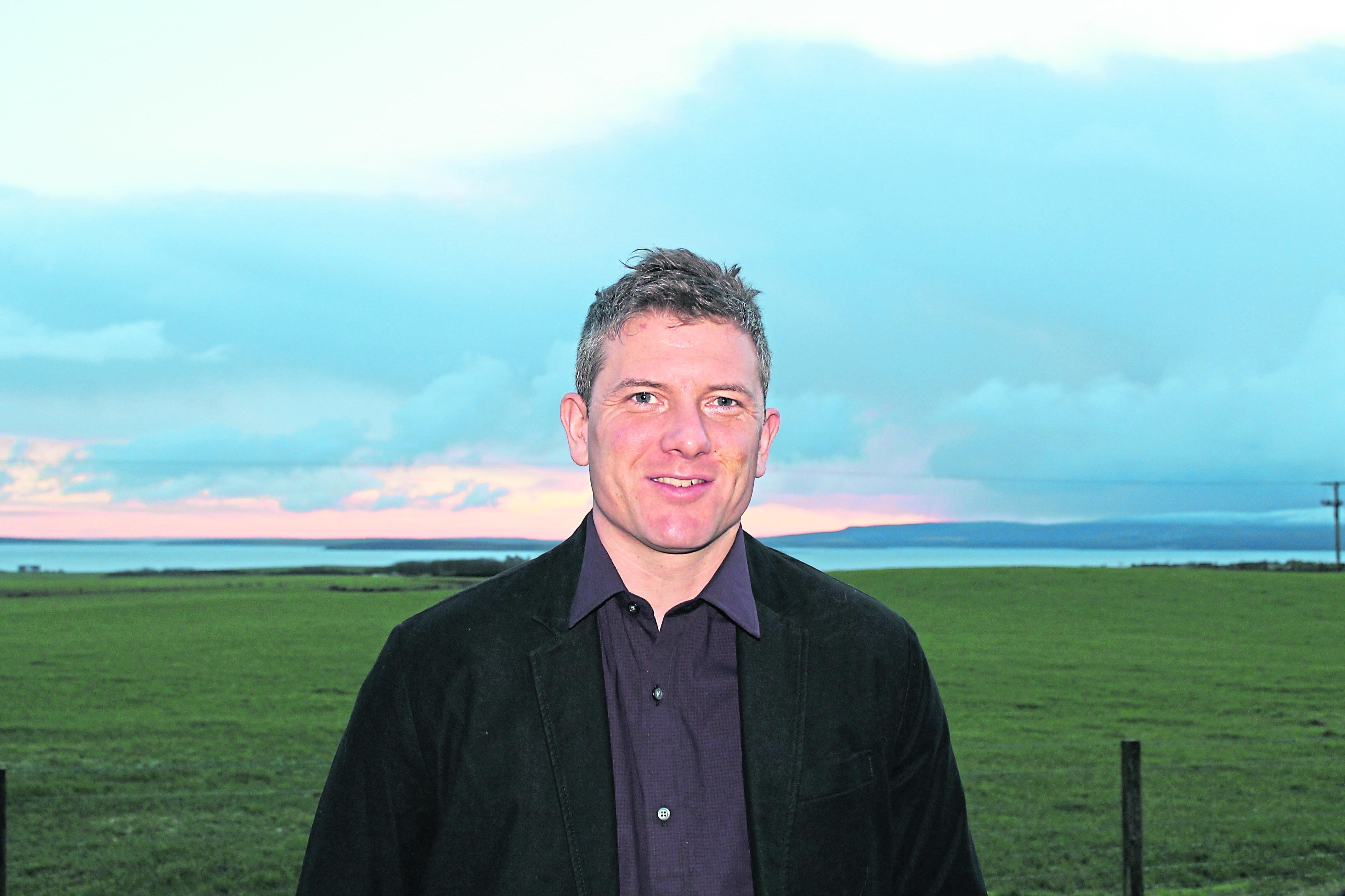 John McGlynn, ORIC executive manager