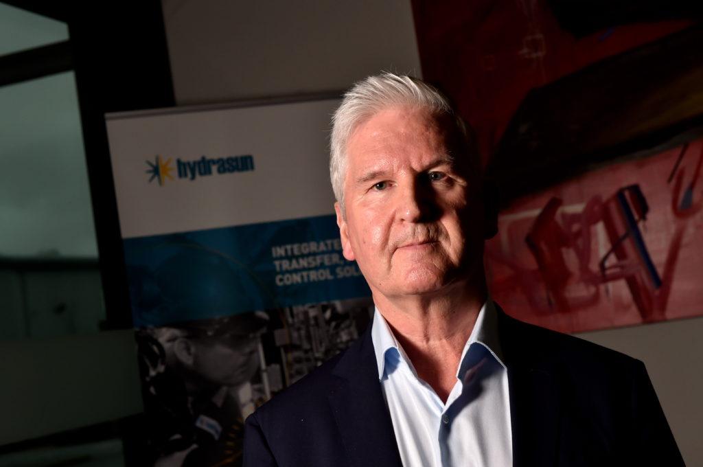 Bob Drummond, chief executive of Hydrasun.