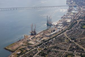 Forth Ports boosted by North Sea work coming to Dundee