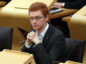 "Opposition: Scottish Green Party MSP Ross Greer said people should not be encouraged to join the ""destructive"" oil and gas sector. Pic: Jane Barlow/PA Wire"