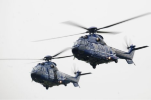 'Hour by hour, day by day': copter firms take fast-track on Covid-19