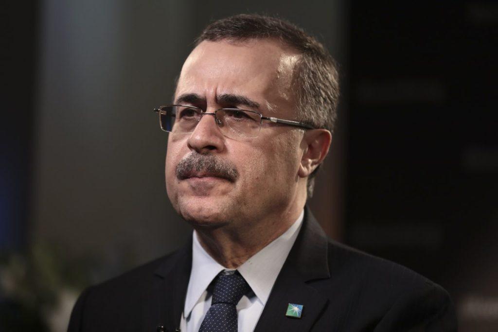 Saudi Aramco CEO Amin Nasser